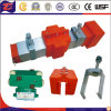Lange Lebensdauer-Sicherheit beiliegende PVC-Gehäuse-Leistung-Schiene