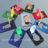 Natale LED Pocket Card con Logo Print (4017)
