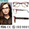 De nieuwste Glazen van het Frame Eyewear van de Frames van de volledig-Rand van het Frame van de Acetaat van het Ontwerp Optische Nieuwe Model