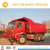 carrello di miniera di Sinotruk HOWO 6X4 371HP del Overlord della miniera 70t