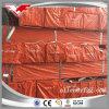 400X400mm tubo d'acciaio nero di Rhs e di Shs con il pacchetto del PVC
