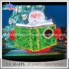 Свет ночи цвета СИД формы Santa Claus цвета IP68 переменный