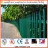 직류 전기를 통하는 또는 Powder Coated Euro Palisade Fence