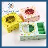 Caja de embalaje del pequeño del chocolate parte movible del divisor (CMG-apelmazar box-016)