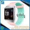 Correa de reloj de goma de la fábrica para la venda iónica de Fitbit, venda de reloj elegante para Fitbit 23m m