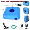 Générateur portatif de l'ozone pour l'épurateur de fruits et légumes