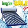 Non-Pressurizedコンパクトな真空管のSolar Energy熱湯の暖房装置のステンレス鋼の低いですか高圧コレクターの給湯装置(100L/150L/200L/250L/300L)