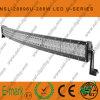 50 barra ligera campo a través curvada del CREE LED de la barra ligera de la pulgada 288W LED
