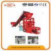 Machine de fabrication de brique à vibrations fortes à faible puissance