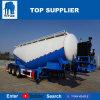 대륙간 탄도탄 차량 42m3 3 차축 디젤 엔진을%s 가진 판매를 위한 건조한 대량 압축 공기를 넣은 시멘트 트레일러
