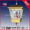 lamp van Kerstmis van de Engel van de Hoogte van 45cm de Muzikale Sneeuwende Hangende