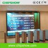 Chipshow P10 à l'intérieur du message mobile LED