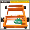 10t Double Beam Wire Rope Hoist Trolley