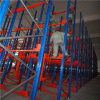 Adjustable selettivo Steel Warehouse Automatic Radio Shuttle Racking Made in Cina