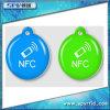Nfc Hf impermeable Epoxi Etiqueta colgante NTAG 213