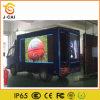 Camión móvil Publicidad móvil la pantalla LED