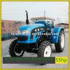 Huaxia 554の車輪の農業トラクターモデル値段表