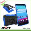 Caso a prueba de choques de Kickstand del teléfono celular de la PC de los accesorios TPU del teléfono para LG G5
