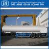 Flüssiger Sauerstoff-Stickstoff-Argon CO2 Gas-Tanker-Förderwagen-halb Schlussteil