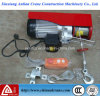 PA1000 mini type élévateur électrique de câble métallique