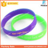 Pinstar Factory New Product Wholesale Custom Silicon Bracelets avec Your Own Logo Printing