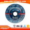 Center depresso Grinding Discs per Metal e gli ss