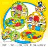 Butike-Schauspielhaus-Plastikspielzeug für Farben-Teig-Serie