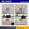 imbottigliamento liquido e coperchiamento della sfera di vetro 5ml/10ml