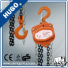 1 tonne Chain Pulley Block avec Geared Trolley