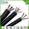 Гибкая Hot-Sale неизолированной медью 6мм2 6 кв. мм. погружение кабель питания насоса