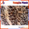 Leopard style vêtement tissu Jacquard Pile faible