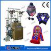 Opek strickender Kreistyp Kinder und Erwachsen-Größen-Schal, der Maschine herstellt