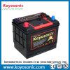 Batería de coche coreana de la batería de coche del precio bajo de la batería de coche 24V