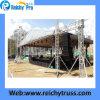 Heißer Verkauf und preiswerter Aluminiumbinder des zapfen-100-400sqm oder der Schraube für Konzert-Stadium für Messe mit globalem Binder