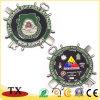 Moneta di sfida del metallo dell'OEM con il disegno personalizzato