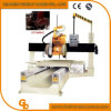 Vollautomatische ein Profil erstellende Steinmaschine GBXJM-600-4