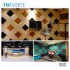 Панель волокна полиэфира Eco содружественная декоративная акустическая для студии/комнаты барабанчика