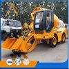 De MiniVrachtwagen van uitstekende kwaliteit van de Vrachtwagen van de Concrete Mixer met Kipwagen