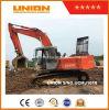 Venta caliente original usada de las condiciones de trabajo del excavador Ex200 Japón de Hitachi buena