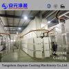 Revêtement en poudre automatique ligne pour l'aluminium et des produits métalliques