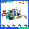 Qt4-20c halbautomatischer hydraulischer Kleber-Ziegelstein, der Maschine/konkrete hohle Block-Maschine bildet