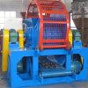 Tire residuo Shredder Machine con Separator