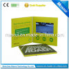 Коробка подарка экрана LCD материала 7.0 Hardboard видео- для дела