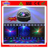3PCS*1W RGB Auto Magic Crystal Ball LED Light