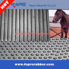 Hammer Surface Groove Bottom Cow Stable Rubber Sheet