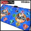 2015 Nuevo 2 jugadores Dance Pad Wireless para PC y TV