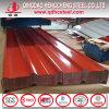 Лист толя цвета Coated PPGI Dx51d+Z Corrugated стальной