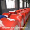 Катушки стали цены по прейскуранту завода-изготовителя Dx51d Z60/80/100/120 PPGI для хранения дома