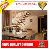 Espacio de alta calidad de escalera de caracol con diferente diseño