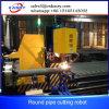 Marinetechnik-Stahlrohr CNC-Plasma-Ausschnitt-Maschine
